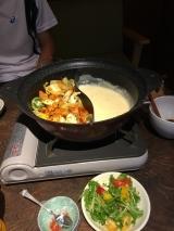 京都旅行チーズダッカルビ