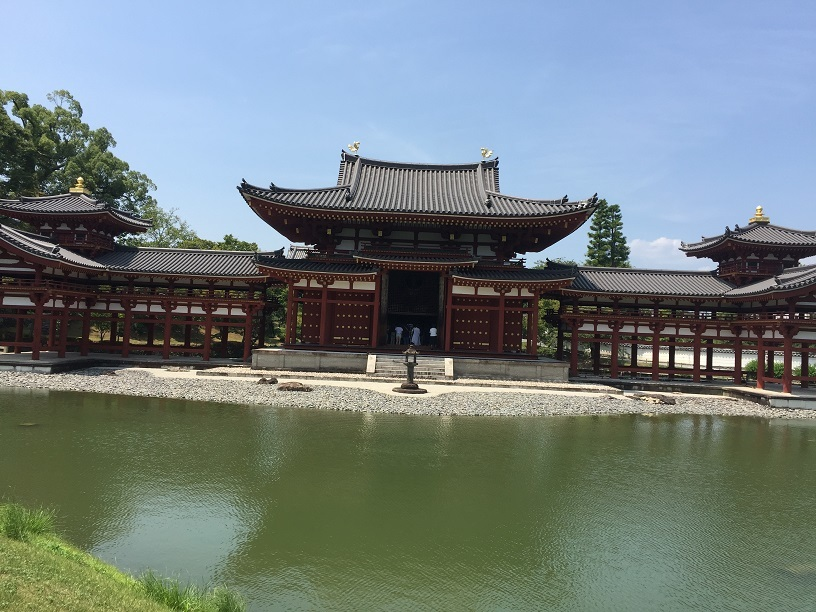京都旅行平等院鳳凰堂