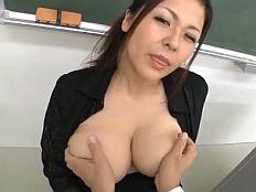 あだるとあだると :【無】ムチムチ爆乳な三十路女教師の真面目生徒を誘惑して放課後の特別授業♪