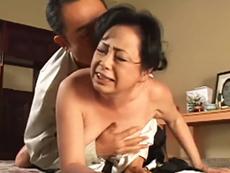 ダイスキ!人妻熟女動画 :息子の担任教師や義兄に犯される悲しき五十路の未亡人熟女姉妹!