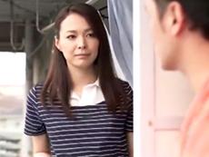 ダイスキ!人妻熟女動画 :マンションの隣に住む男とどっぷりとゲス不倫セックスに耽る美熟妻 水原梨花