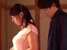 人妻会館 :【村上涼子】 淋しげな貴女を見てられなくて!許してください!