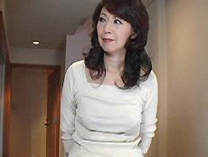 オバタリアン倶楽部 :【無修正】51歳 若作りの可愛い主婦 後編 松本さやか