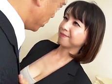 ダイスキ!人妻熟女動画 :自らの肉体をもって男性を癒やす四十路の美熟女カウンセラー 神崎久美