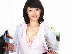 ダイスキ!人妻熟女動画 :痴女な五十路の女医自らの肉体でもって早漏を改善してくれるクリニック 安野由美