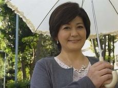 熟女ストレート :山口寿恵 初撮りセックスに勤しむ五十路のぽっちゃり巨乳熟女!