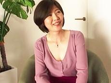 ダイスキ!人妻熟女動画 :美白美乳の四十路熟女妻がカラダを紅潮させて3Pセクロスでイキまくる! 竹内梨恵