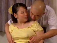 熟女ストレート :野沢佐江 巨乳熟女の母親(52歳)が童貞息子の最初のオンナとなった!
