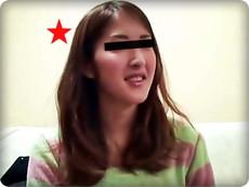無料AVちゃんねる :【無修正素人・初中出し】膣内の射精感触に満足気なアイドル顔の初心お姉さん