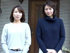 キレイな人妻熟女動画 :四十路の美熟女同士のレズプレイはめっちゃエロかった! 矢部寿恵 牧原れい子