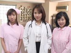 オバタリアン倶楽部 :【無修正】患者は奴隷ですよ 前編 40代主婦 吉永香織