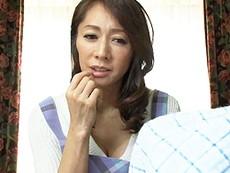 高齢人妻熟女動画 あっふ〜ん :五十路義母が重度のデカチン依存症で息子の巨根にヨダレがとまらないw 南條れいな