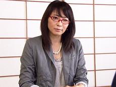ダイスキ!人妻熟女動画 :四十路の熟女カウンセラーが自分の肉体を使って15年の引きこもりを更生! 矢部寿恵