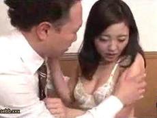 人妻会館 :【松慶子】 奥さん待ってたんだろ!おまんこ接待を頼むよ!