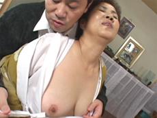 裏・桃太郎の弟子 :【無修正】【中出し】超熟女居酒屋 女将の熟れアワビスペシャル