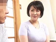 ダイスキ!人妻熟女動画 :歪んだ母子愛!四十路の巨乳母の膣穴にどっぷりと中出しする変態息子! 円城ひとみ