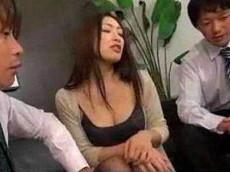 人妻会館 :【小早川怜子】 これはセクハラですよ!欲しくて堪らないくせに!