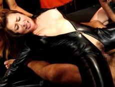 ダイスキ!人妻熟女動画 :「出さないでぇぇぇぇ!!!」巨乳の美熟女潜入捜査官が中出し制裁を喰らう! 風間ゆみ