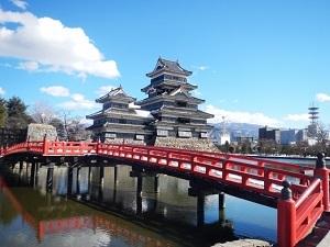 長野松本城