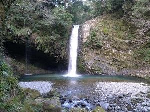 静岡浄蓮の滝