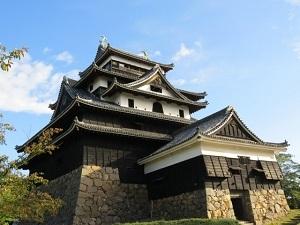 島根松江城