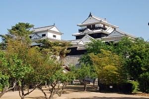 愛媛松山城