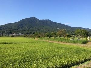茨城筑波山