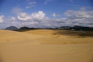 鳥取 砂丘