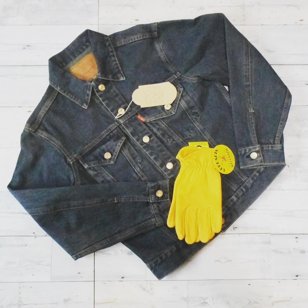 #アメカジ #古着屋 #yuenterprise #denimjacket #leathergoods #ootd