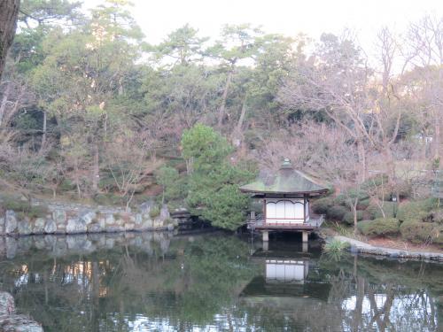 2017 1 1 和歌山城 (紅葉渓庭園)