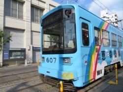 2017 1 3 住吉神社 阪堺電車