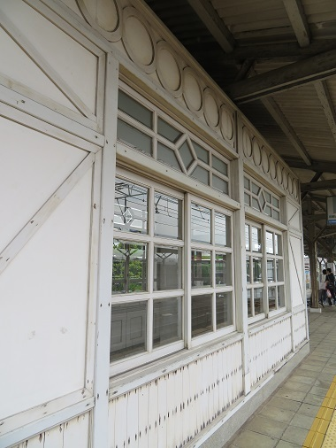 2018 5 17 浜寺公園駅ホーム