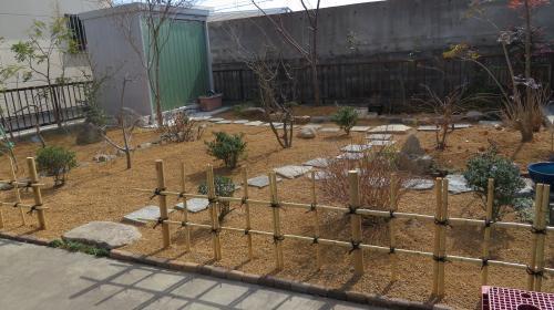 2017 2 26  みっちゃんの庭