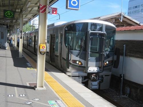 2019 9 6 和歌山駅
