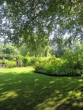 2018 7 14 モネの庭園