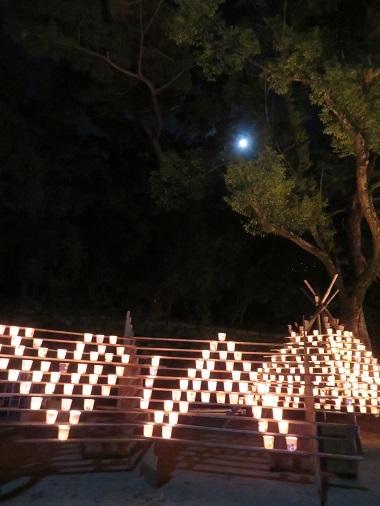 2017 6 6 南郷道の駅 ジャカランダ祭り