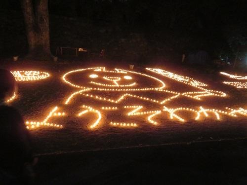2019 11 10 竹燈夜