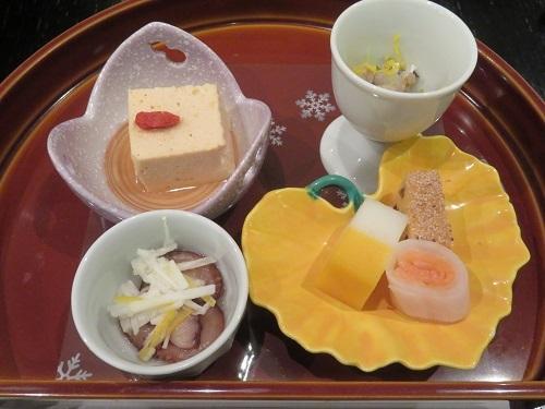 2019 12 10 KKR山口あさくらさん夕ご飯