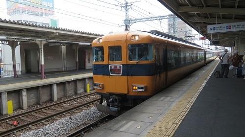 2017年7月29日 近鉄特急