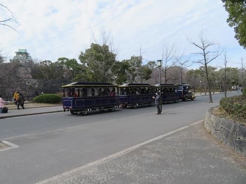 2020 1 25 大阪城公園「