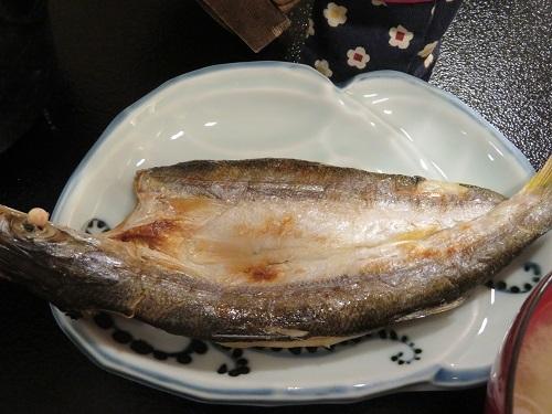2018 11 27 氷見 魚恵さん 朝ごはん