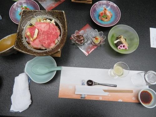 2018 11 28 かんぽの宿 富山 夕ご飯