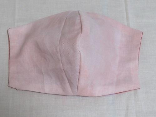 2020 5 18 布マスク(久留米絣など)