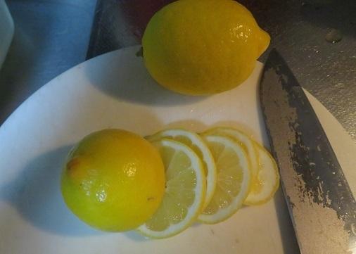 2020 7 29 レモンはちみつ漬け