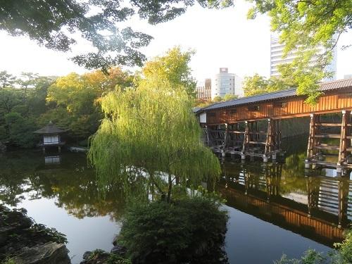 2020 10 20  お城(御橋廊下)