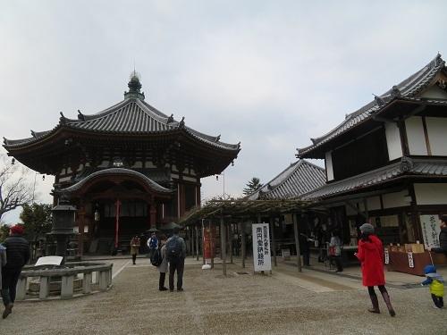 西国第九番 興福寺南円堂