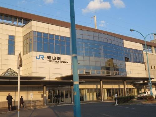 2019 3 12 JR徳山駅