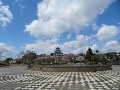 2012019 4 15 琵琶湖一周日帰りツァー 長浜・豊公園9