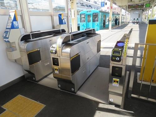 2018 4 8 和歌山駅に