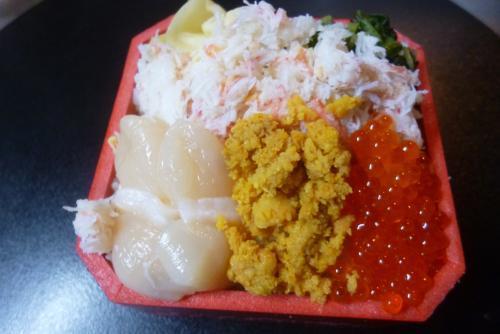 今日の一品 海鮮寿司